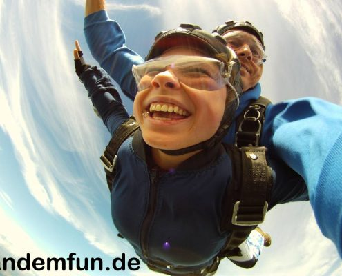 Pfreimd Fallschirmspringen Oberpfalz