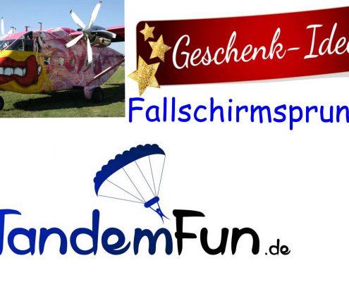 Fallschirmspringen Klatovy, Tandemsprung Gutschein Klattau, Fallschirmspringen Tschechien