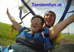 Fallschirmspringen Cham Gutschein Geschenk