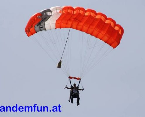 Fallschirmspringen Tandemsprung Fallschirmsprung Klattau