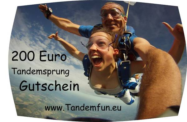 Fallschirmspringen Gutschein Wien