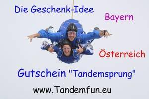 Fallschirmspringer Cham Oberpfalz