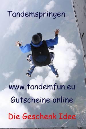 Tandemspringer aus Bad Kötzting kommen nach Klatovy in Tschechien um mit Edi Engl aus Amberg in der Oberpfalz einen Tandemsprung zu machen. Im Fallschirmsport mit fast 5000 Fallschirmsprüngen seit 28 Jahren aktiv und sicher im Sport.