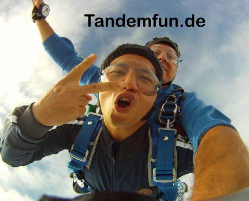 Tandemsprung Schwandorf Oberpfalz