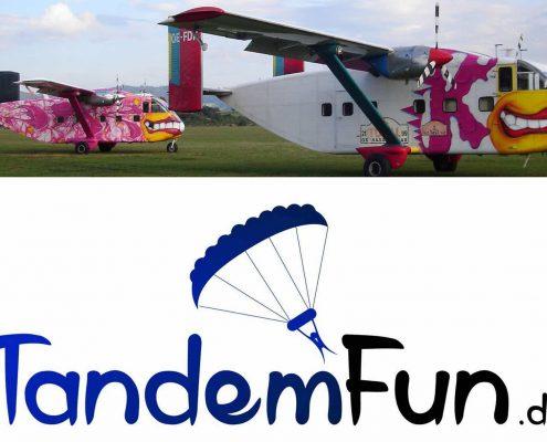 Bodenmais Fallschirmspringen