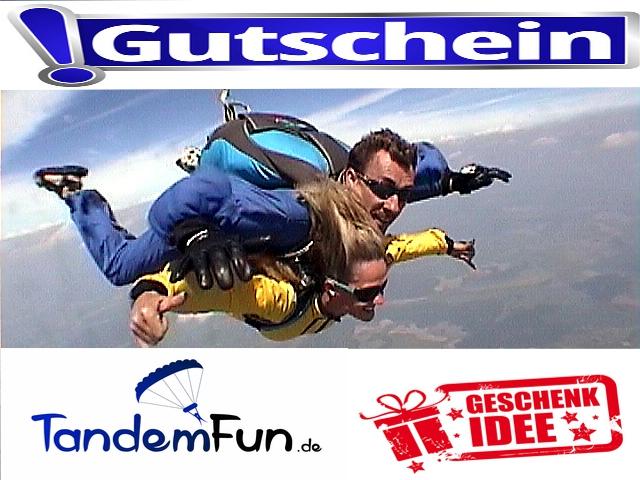 Fallschirmspringen Neustadt an der Waldnaab