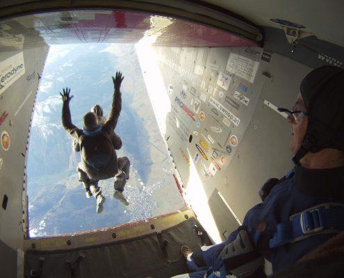 Fallschirmsprung Zell am See