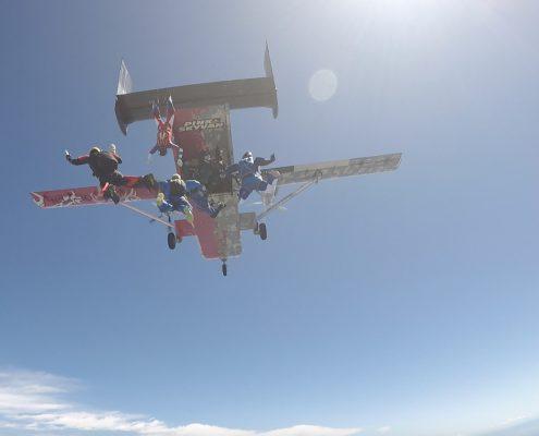 Fallschirmspringen Rothenburg ob der Tauber Gutschein