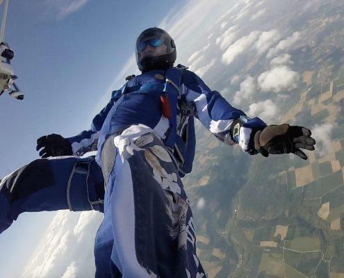 Skydiver Ausbildung